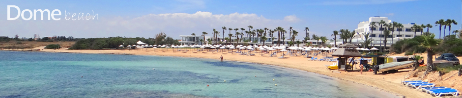 Cyprus beaches ayia napa done beach