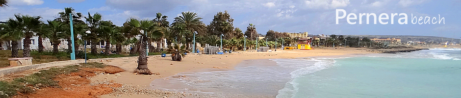 Cyprus beaches ayia napa pernera beach