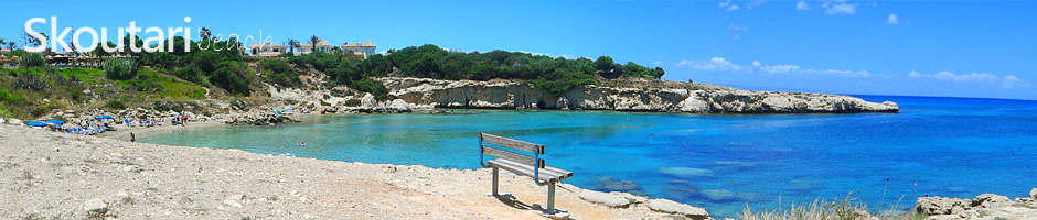 Cyprus beaches protaras malama beach