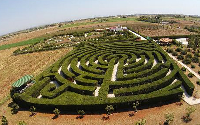 Cyherbia Herb Gardens and Maze